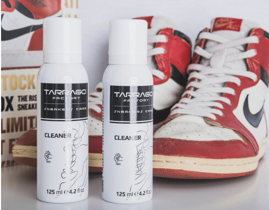 Care and repair sneakers